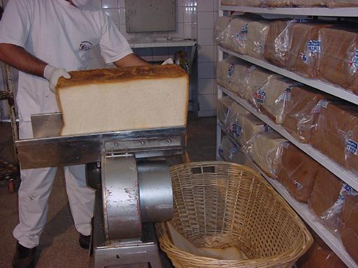 cómo hacer pan de miga
